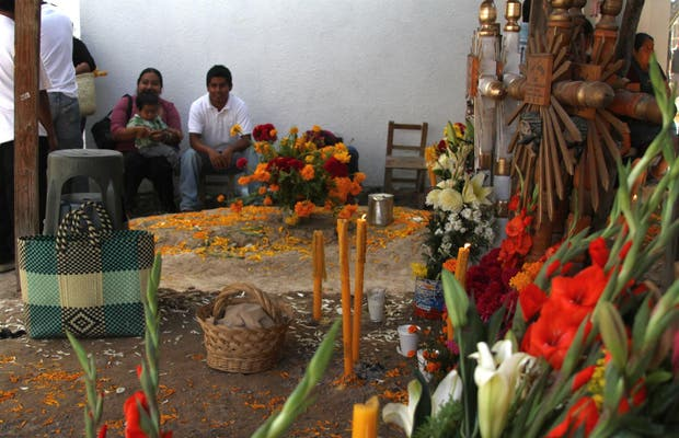 Mikailhuitl, día de muertos en San Gabriel Chilac