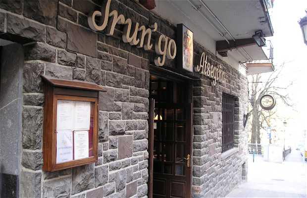 Restaurante Irungo Atsegiña