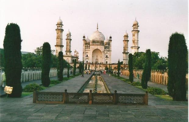 Mini-Taj d\'Aurangabad