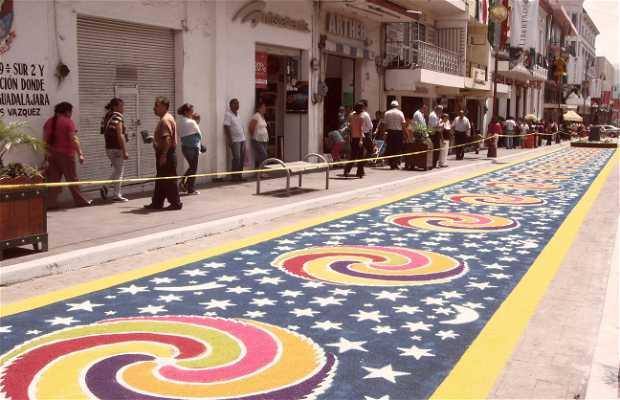 Calle Peatonal Madero