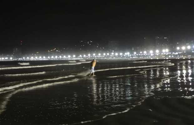 Playa de Santos