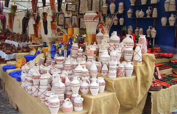 Feria de la cerámica