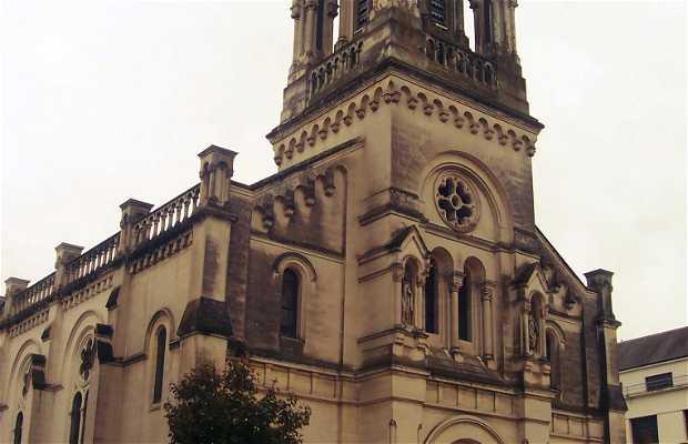 Iglesia Saint Etienne