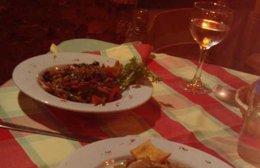 Le restaurant Morena