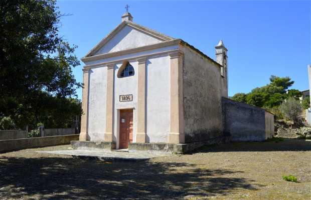 Iglesia de Barcaggio
