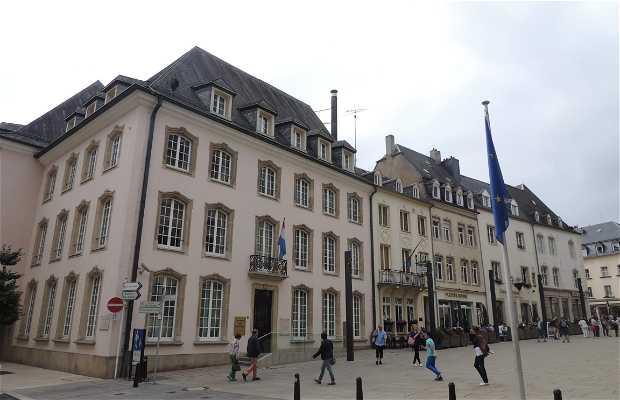 Rue du Marché-Aux-Herbes