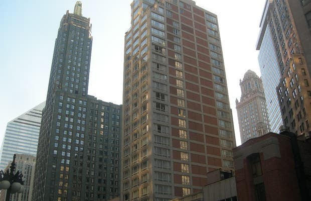 Carbide and Carbon Building di Chicago