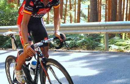 Corsa ciclistica Pedro Delgado