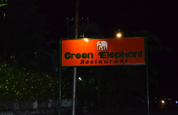 Restaurant Green Elephant