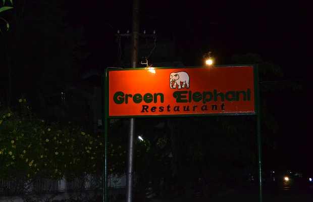 Restaurante Green Elephant