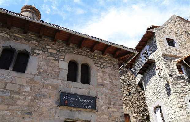 Museo Etnológico Casa Mazo