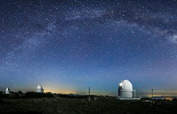 Centro Astronómico Hispano-Alemán del Calar Alto