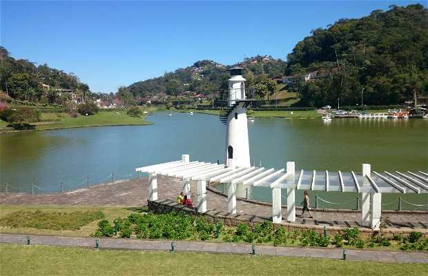 Lago Quitandinha