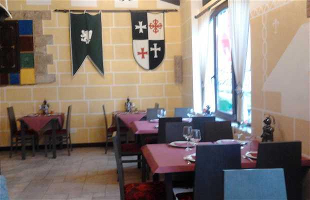 Restaurante-asador El collado de las lobas