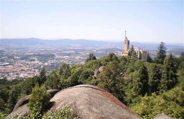Monte de Santa Catarina - Montanha da Penha