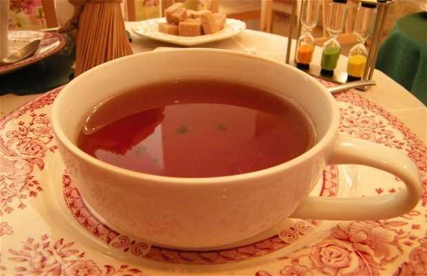 La boîte à thés