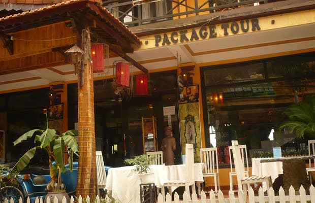 Restaurante Boutique Sapa Hotel