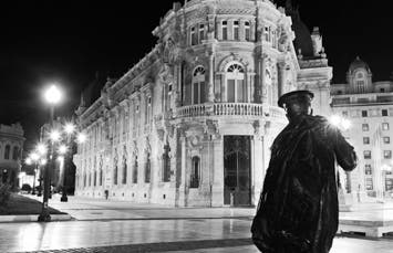 Le palais Consistorial