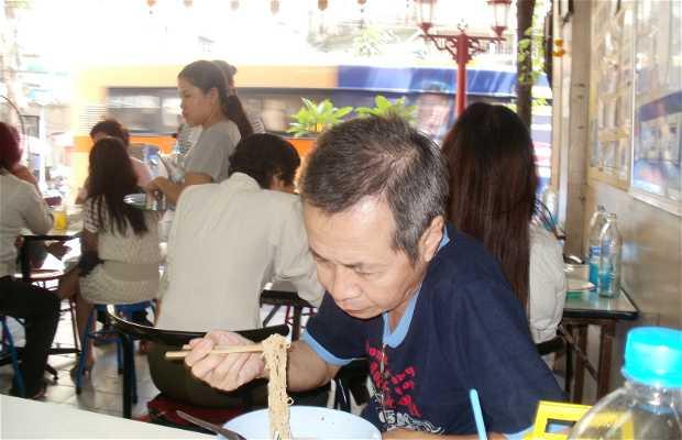 Restaurante Wat Traimit