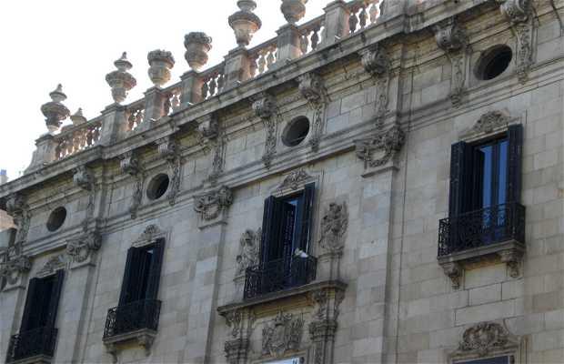 Grand Theater of the Lyceum (Gran Theatre del Liceu)