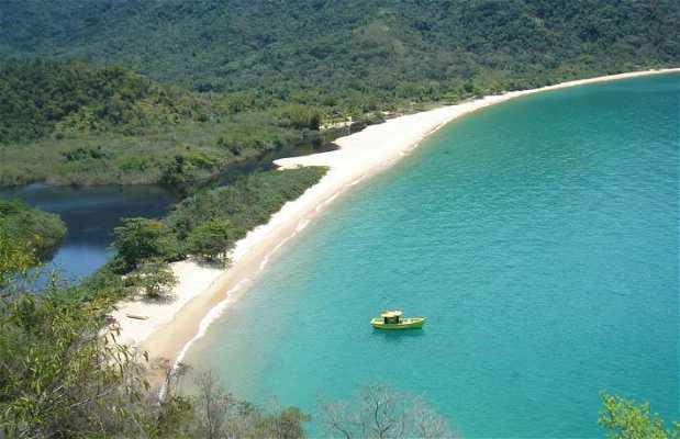 Playa Grande de la Cajaíba