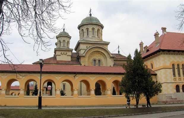 Catedrala Reîntegririi - Catedral de la Reunificación