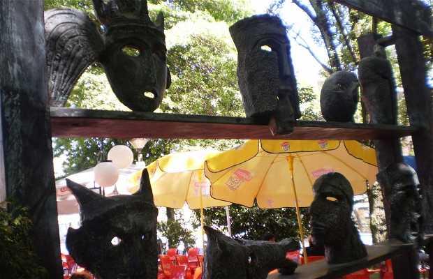 Feria de Artesanato - Mercadillo de Artesanías