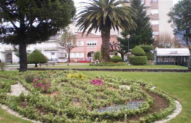 Parc et jardin municipal