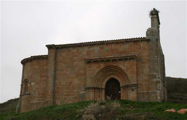 Ermita de Santa Eulalia.