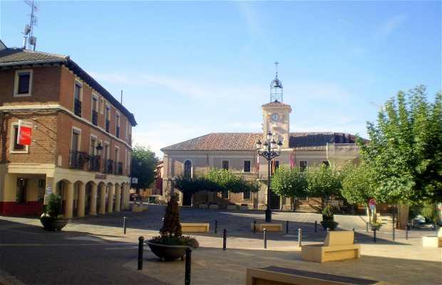 Piazza Maggiore di Carrión de los Condes