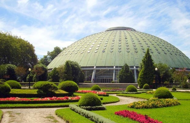 Jardines del Palacio de Cristal