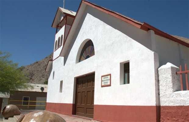 Iglesia de Paihuano