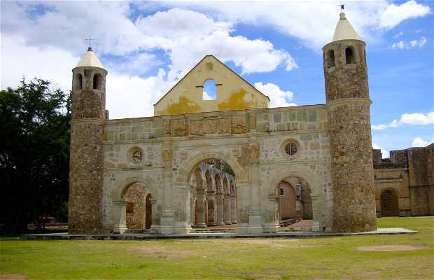 Ex Convento de Culiápam