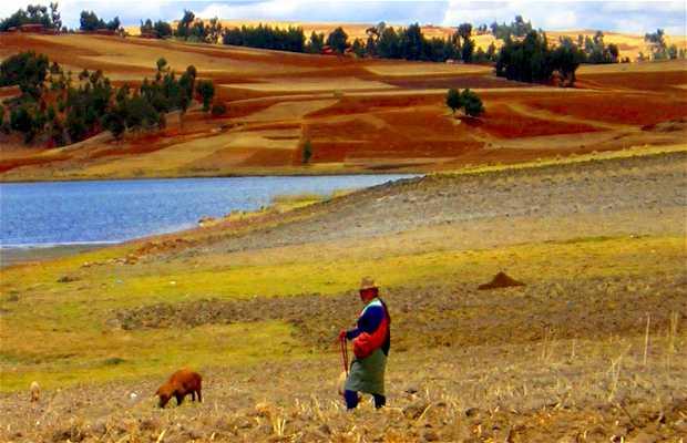 Pueblo de Huarocondo, Cuzco