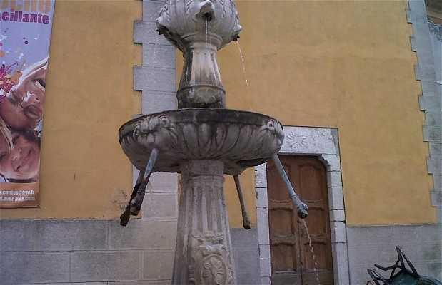 La fuente renacentista