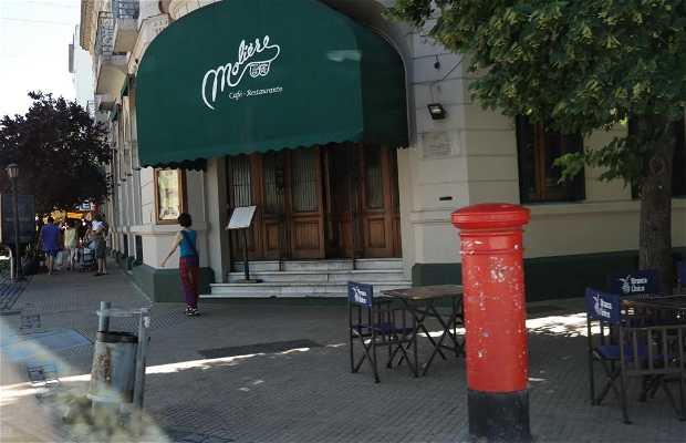 Molière Café - Restaurante
