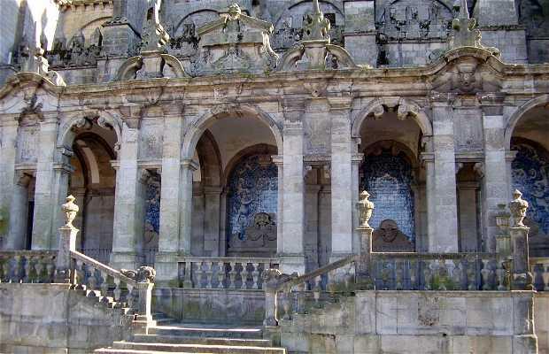 La cathédrale la Sé
