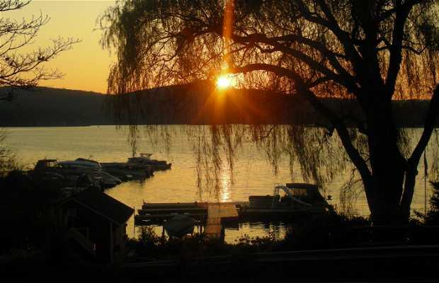 Il lago di Candlewood