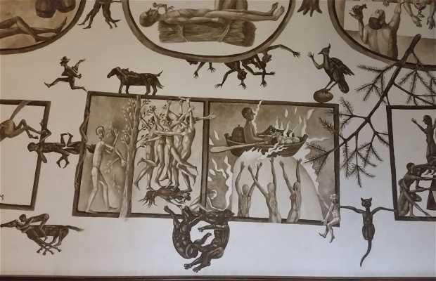 Frescos del Centro de Estudios Lituanos