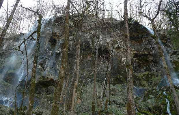 Cascada Tuffière