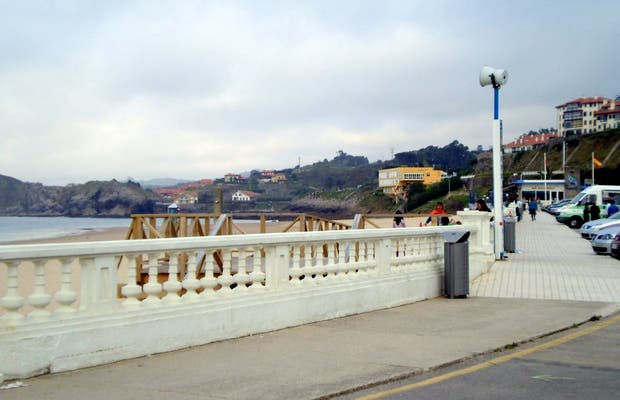 Comillas Seafront