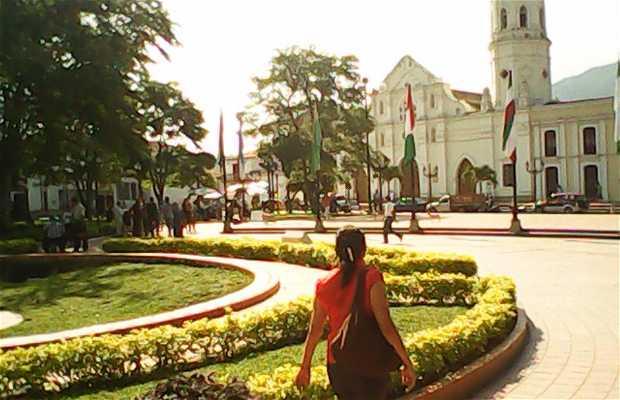 Parque Principal Ocaña