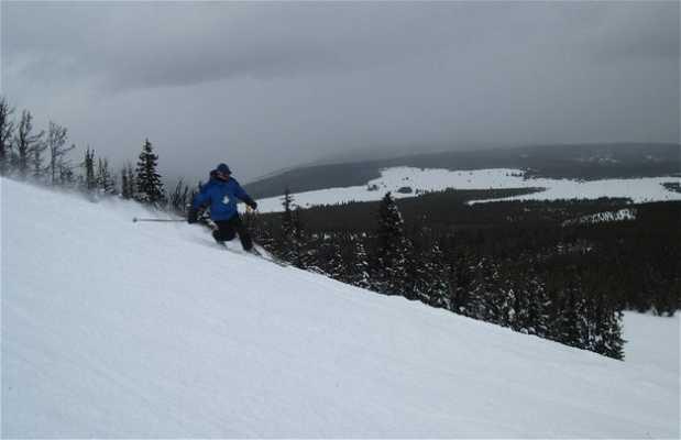 Showdown Mountain Ski Area