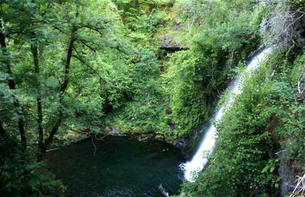 A Fervenza cascade