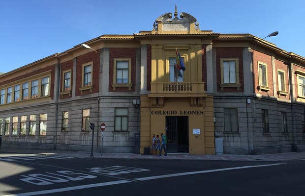 Colegio Leonés