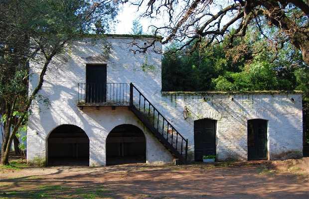 Quinta Pueyrredón, barrio de San Isidro