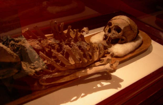 Le Mummie di Sidone a Istanbul