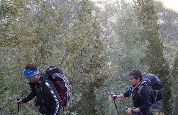 Cresta Espadas - Posets 3.369m - Parque Natural Posets-Maladeta