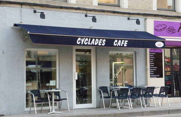 Cyclades Café