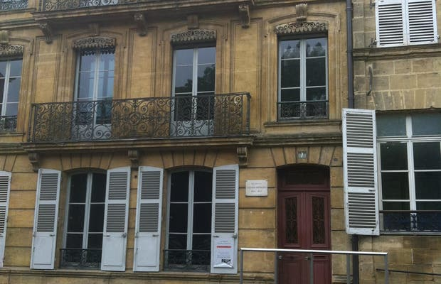 The Ailleurs House